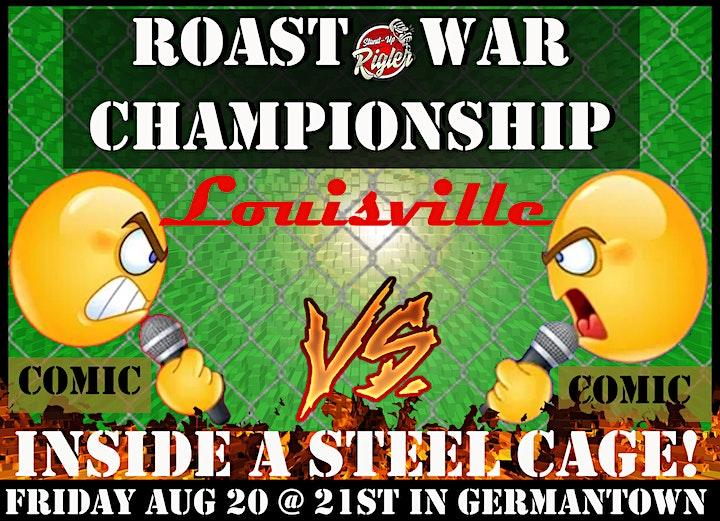 Roast War Championship - Louisville 2 image