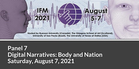 Interactive Film and Media Conference 2021 - Panel 7 tickets