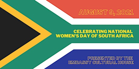 Celebrating National Women's Day of South Africa tickets