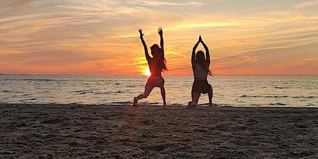 Sunset Beach Stretch Class tickets