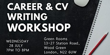 Career & CV Writing Workshop tickets