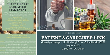 We Cann Patient and Caregiver Link Event - Columbia tickets
