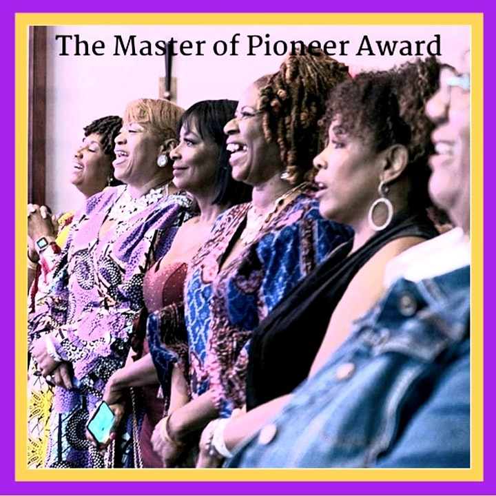 """THE 2021 MASTER PIONEER AWARD  - This year we go """"VIRTUAL"""" image"""