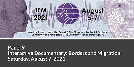 Interactive Film and Media Conference 2021 - Panel 9 tickets