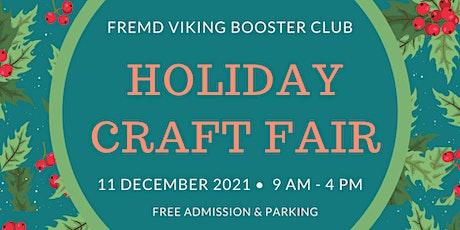 Fremd Booster Club Holiday Craft Fair 2021 tickets