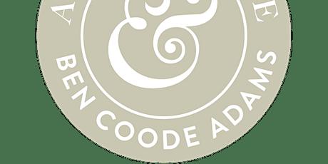 Week 6: Ben Coode-Adams - Exhibition Preview tickets