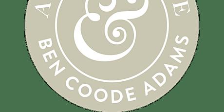 Week 6: Ben Coode-Adams - Exhibition Visit tickets