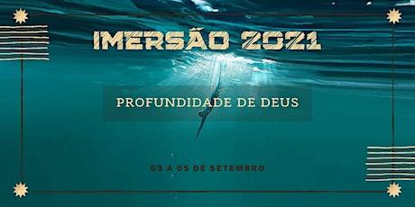 IMERSÃO 2021 ingressos