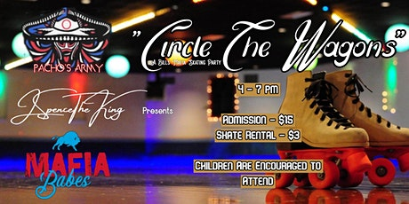 Circle The Wagons - Frank Youngs Sports Arena tickets