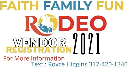 Faith Family Fun Rodeo Vendor/Food-Truck Registration tickets