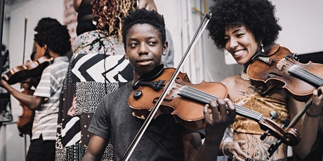 5th ANNUAL ODE TO THE BLACK FIDDLER MUSIC FEST tickets