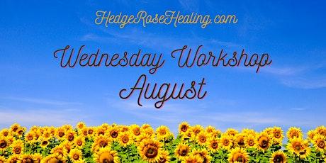 Wednesday Workshop - August tickets