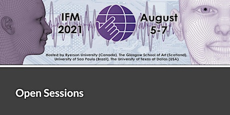 Interactive Film and Media Conference 2021 - Open Sessions tickets