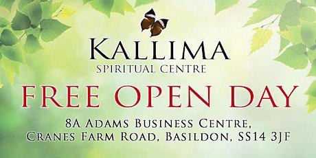 Kallima Spiritual Shop & Centre Open Day - FREE & Brilliant Shop Sale tickets