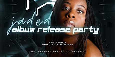 Jaded Album Release Party tickets