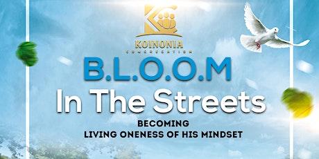 KC Outdoor BLOOM Worship Service tickets