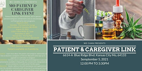 Copy of Copy of We Cann Patient and Caregiver Link Event - Kansas City tickets