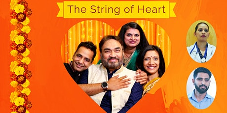 Online Screening of The String of Heart (US) - 8/1 tickets