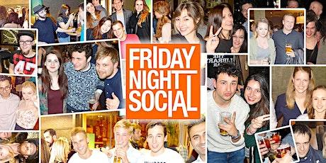 Friday Night Social tickets