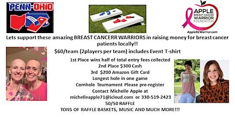 Apple Breast Cancer Warrior Annual Cornhole Tournament tickets
