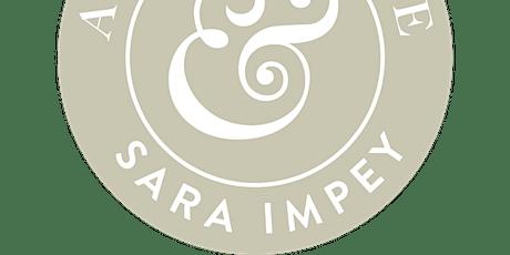 Week 9: Sara Impey - Exhibition Visit & Sunday Salon Artist Talk @11am tickets