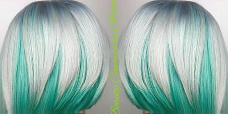 """Live in Color: Hair Color """"Hands-on""""  class tickets"""