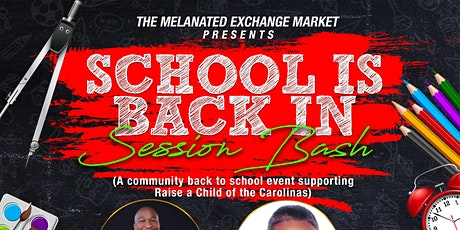 The Melanated Exchange Market Presents: School Is Back In Session Bash tickets