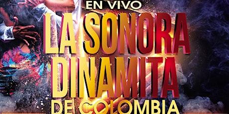 $10 Discount tickets. La Sonora Dinamita July 31 tickets