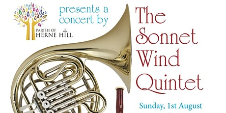 Pipe Up! Sonnet Wind Quintet tickets