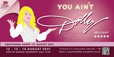 You Ain't Dolly tickets