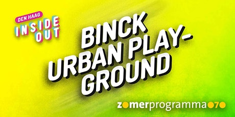 Binck Urban Playground – Workshop Streetdance tickets
