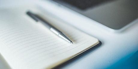 Wednesday Writer's Workshop Series tickets
