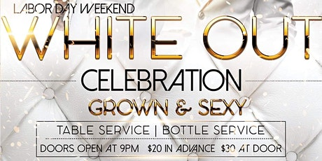 Labor Day weekend White Out Celebration tickets