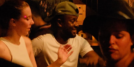 Afterwork BAM Social Dance & Rencontre @Kimia Café billets