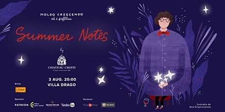 Summer Notes by Chateau Cristi tickets