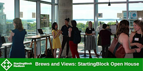 Brews and Views: StartingBlock Open House tickets