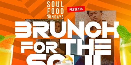 BRUNCH FOR THE SOUL ll tickets