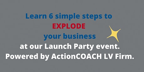 FREE Business Educational event & Launch Party tickets