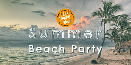 The NA Happy Hour Summer Beach Party tickets