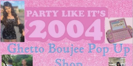 2000's Party & Pop Up Shop Event tickets