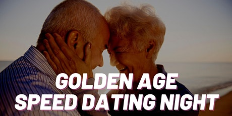 Golden Age Speed Dating Night tickets
