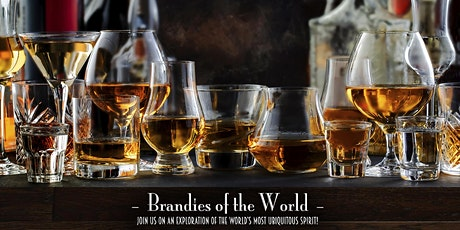 The Roosevelt Room's Master Class Series - Brandies of the World tickets