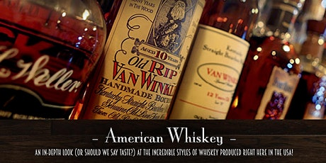 The Roosevelt Room's Master Class Series - American Whiskey tickets