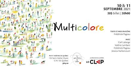 Multicolore billets