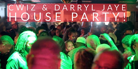 Friday Night HOUSE PARTY with Cwiz and Darryl Jaye  at Carol Ann's tickets