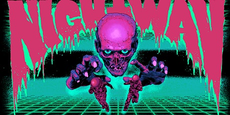 NIGHT.WAV - A SYNTHWAVE PARTY - 4 YEAR ANNIVERSARY tickets