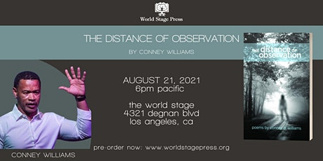 Book Release Event | The Distance of Observation by Conney Williams tickets