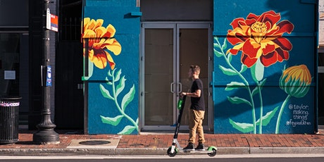 Creative city/street photography, photo walk in Georgetown tickets