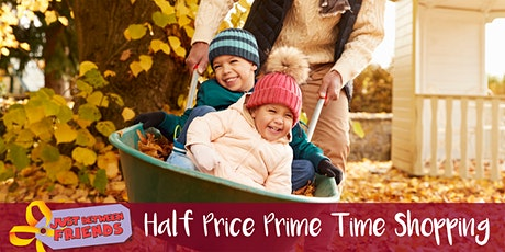 HUGE Children's Sale - 1/2 PRICE PRIME TIME SHOPPING- JBF Cypress FALL '21 tickets