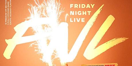 FNL    THE CAROLINA'S #1 FRIDAY NIGHT PARTY tickets